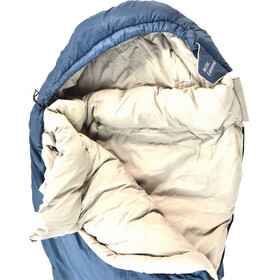 Alvivo Arctic Extreme 225 Sleeping Bag blau/grau